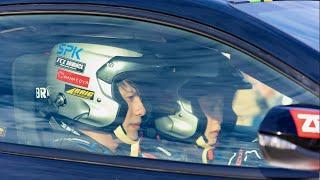 森崎ウィン、深川麻衣とトヨタGRヤリスでラリーに!加藤ミリヤは主題歌「JOYRIDE」書き下ろし/映画『僕と彼女とラリーと』特報