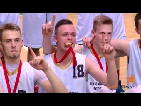 Kauno J.Jablonskio gimnazija – BasketNews.lt taurės laimėtoja