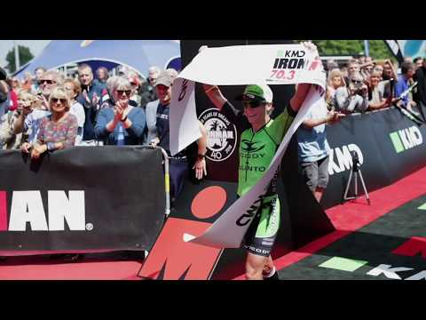 KMD IRONMAN 70.3 Elsinore 2018 Race Movie