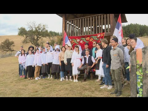 AFP news agency: Chinese tourists say 'I do' to Serbia | AFP