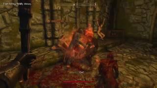 The Dark Brotherhood is not happy with Inigo