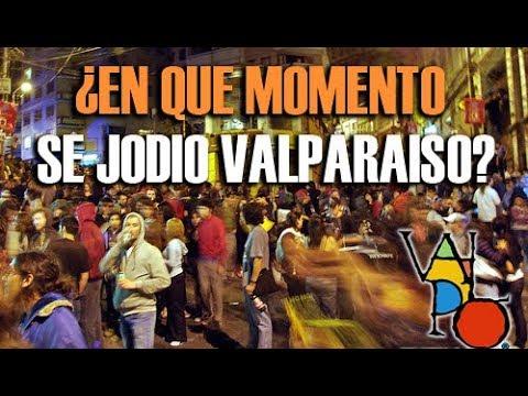 LOS EXCESOS EN VALPARAÍSO - Reportajes T13