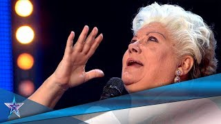 Esta CANTANTE ha trabajado con las ARTISTAS MÁS GRANDES | Audiciones 6 | Got Talent España 5 (2019)