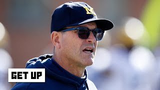 Michigan is going to beat Ohio State in The Big House - Mike Greenberg | Get Up