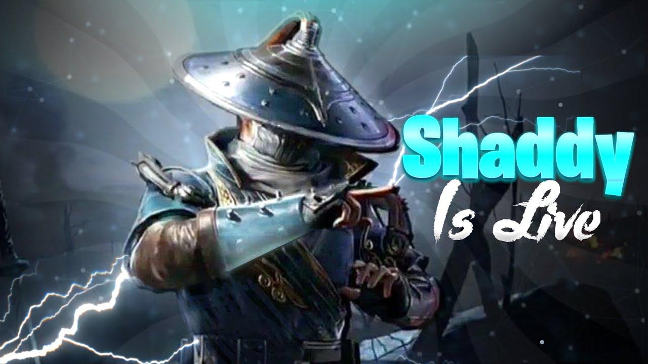 Aaj sabko pelenge💯 New skin🔥 Shaddy gameplay💯