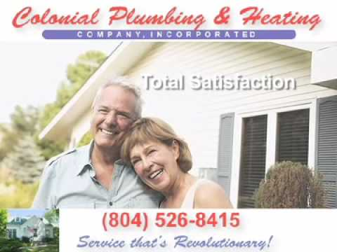 Colonial Plumbing & Heating Co Inc, Colonial Heights, VA