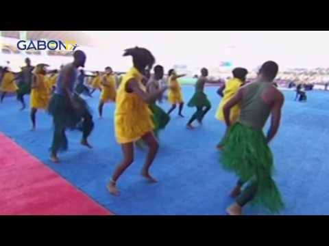 DIAMOND, MOHOMBI & LUMINO Live Performance  AFCON 2017