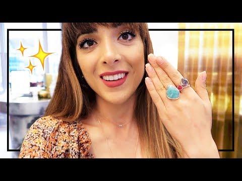 COME JEWELLERY SHOPPING WITH ME! | Amelia Liana