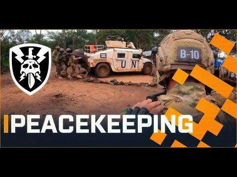 Operation Peacekeeping   Arma 3 en Español