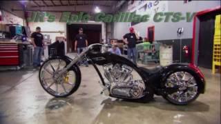JR's Epic Bike Build (JR vs SR)