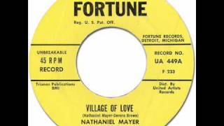 Watch Nathaniel Mayer  The Fabulous Twilights Village Of Love video