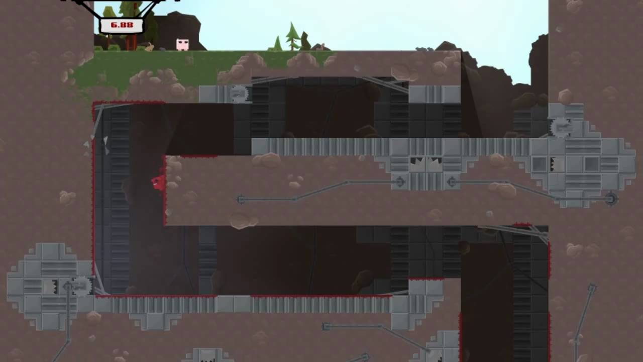 Descargar Super Meat Boy PC Full Español | BlizzBoyGames