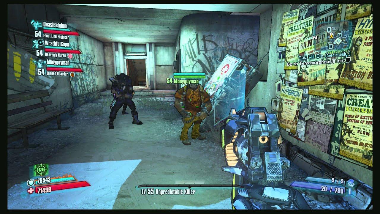 Let U0026 39 S Play Borderlands 2 True Vault Hunter Mode Wfriends Part 94  W  Dlc