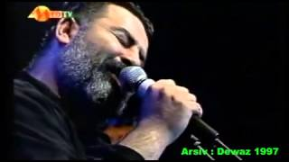 AHMET KAYA ☆ Ağladıkça /Belçika Konseri, 1997