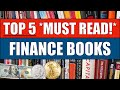 🔵 The TOP 5 Books For Financial Success