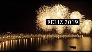 Adeus Ano  Velho  2018  Feliz ano  Novo 2019