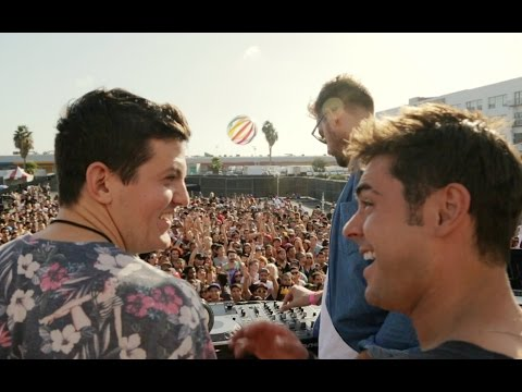 We Are Your Friends - Dillon Francis BTS Featurette