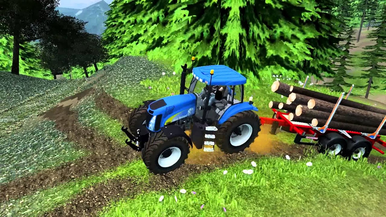 Under The Hill FORST EDITION Map By Bmoding UTH V P YouTube - Norway map farming simulator 2013