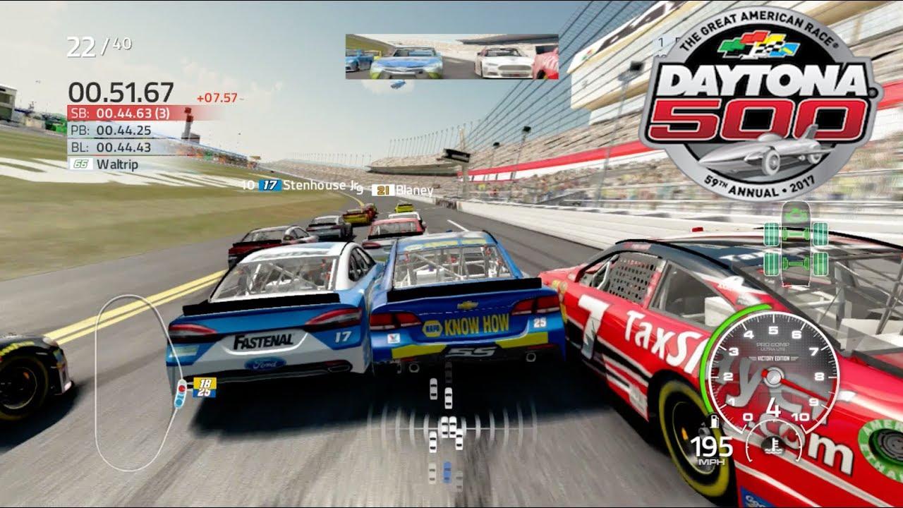 race Daytona webcam