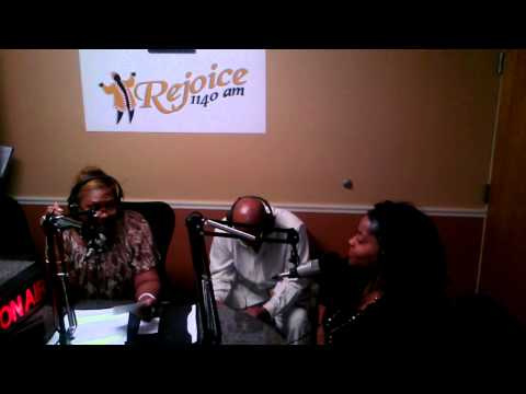 Claylicious on Rejoice 1140 AM