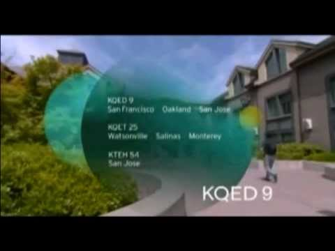 KQED STATION ID @ HAAS SCHOOL OF BUSINESS -- CRONK GATE -- UC BERKELEY -- CAL BUSINESS SCHOOL