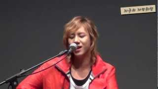 [FAN CAM] 2012.12.22 LUNAFLY -You got that something I need