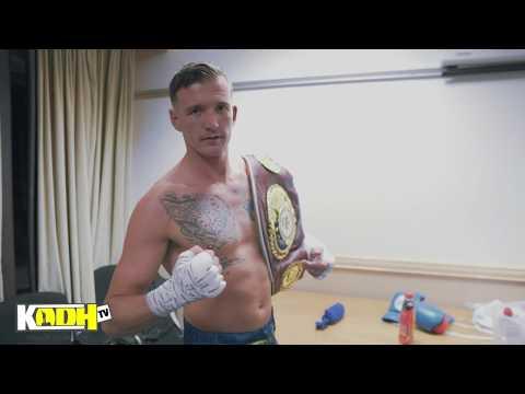 Darren 'TNT' Tetley - 17th Pro Fight (Bradford)
