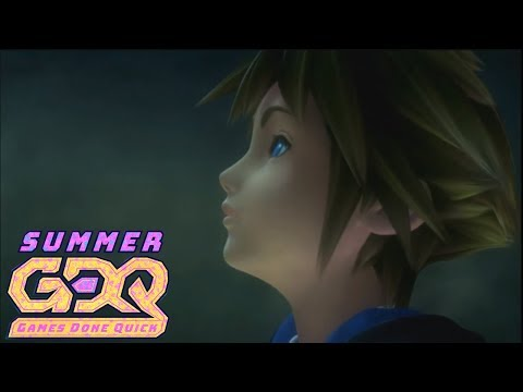 Kingdom Hearts HD 1.5 ReMix (KH1FM) by mistmaster1 in 2:45:37 - SGDQ2018
