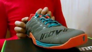 Обзор кроссовок для кроссфита Inov-8 F-Lite 235(Видео обзор новых кроссовок для занятий фитнесом и кроссфитом Inov-8 F-lite 235. Легкие, гибкие и технологичные..., 2016-03-16T12:58:34.000Z)
