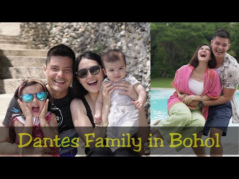 The Dantes Squad in Bohol - Showbiz Update - 동영상