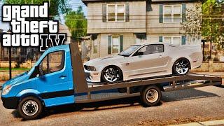 GTA IV - Caminhão Guincho