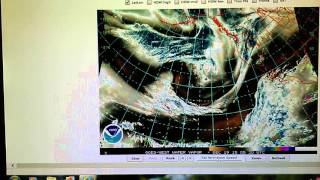 12-18-2015; Rain Forecast for So. CA Saturday
