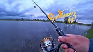 Весенняя рыбалка на спиннинг с берега щука в мае на спиннинг