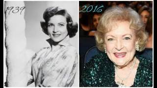 Celebrity Age Progression - YT