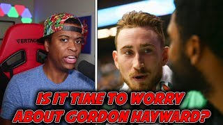 Celtics Aiming for 5 Championships, Time to Worry About Gordon Haywards Struggles?