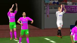 Dream league soccer 2018 Android Gameplay #129