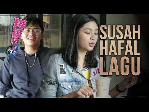 Susahnya Rizky Febian dan Mikha Tambayong Menghafal Lagu Berpisah Itu Muda - Cumicam 03 Juli 2018