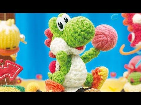 Yoshi's Woolly World : A Primeira Meia Hora