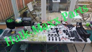 Traxxas X maxx Parts To Build The Hulk-Maxx