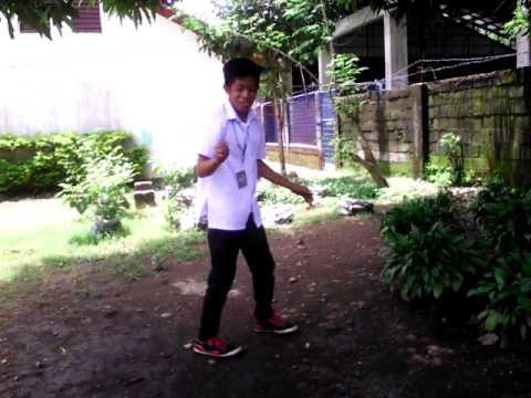 Funny..Sepak takraw tutorial cartwheel..