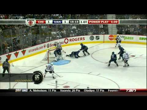 Top 10 Roberto Luongo Moments as a Canuck [HD]