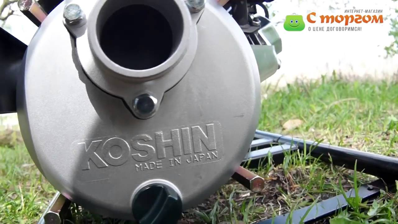 Мотопомпа Sadko Садко WP-5065P. Высоконапорная. Пожарная. Для .