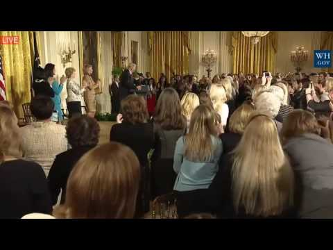 AMAZING: President Donald Trump Speech with Melania Trump at The Women's Empowerment Panel 3/29/2017