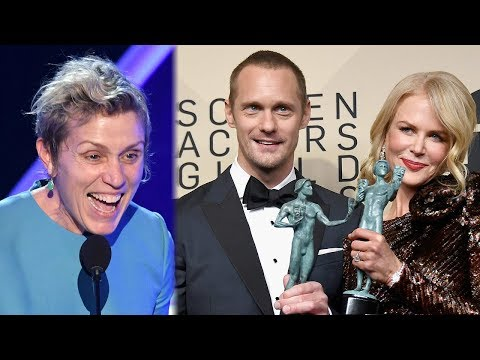 2018 SAG Awards Winners Recap
