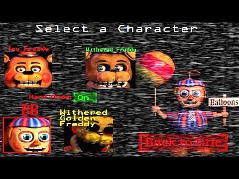 Freddy Simulator 2