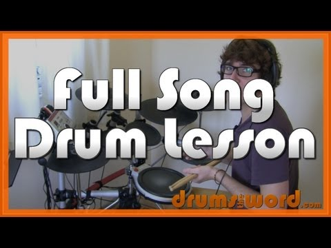 ★ You Shook Me All Night Long (AC/DC) ★ Drum Lesson PREVIEW | How To Play Song (Phil Rudd)