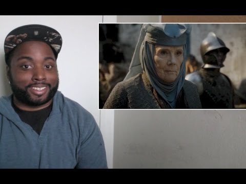 "Game of Thrones REACTION - 5x7 ""The Gift"" - CATCHING UP"