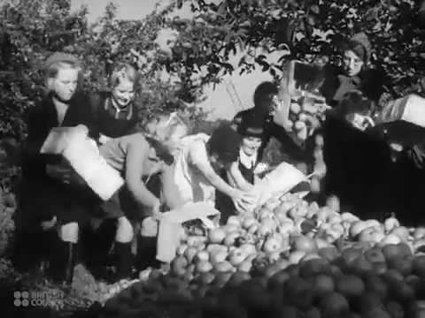 These Children Are Safe - 1940 - CharlieDeanArchives / British Council Archival Footage