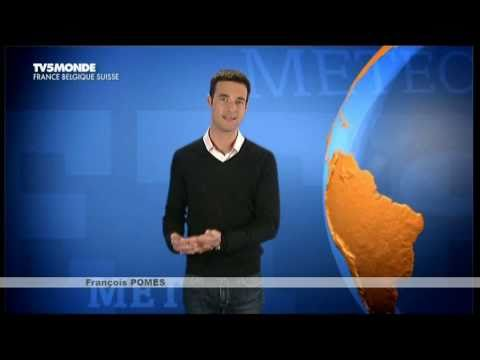 Météo internationale, TV5 Monde, extraits