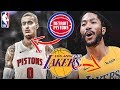 Derrick Rose Is Going To Get Traded To The LA Lakers For Kyle Kuzma...